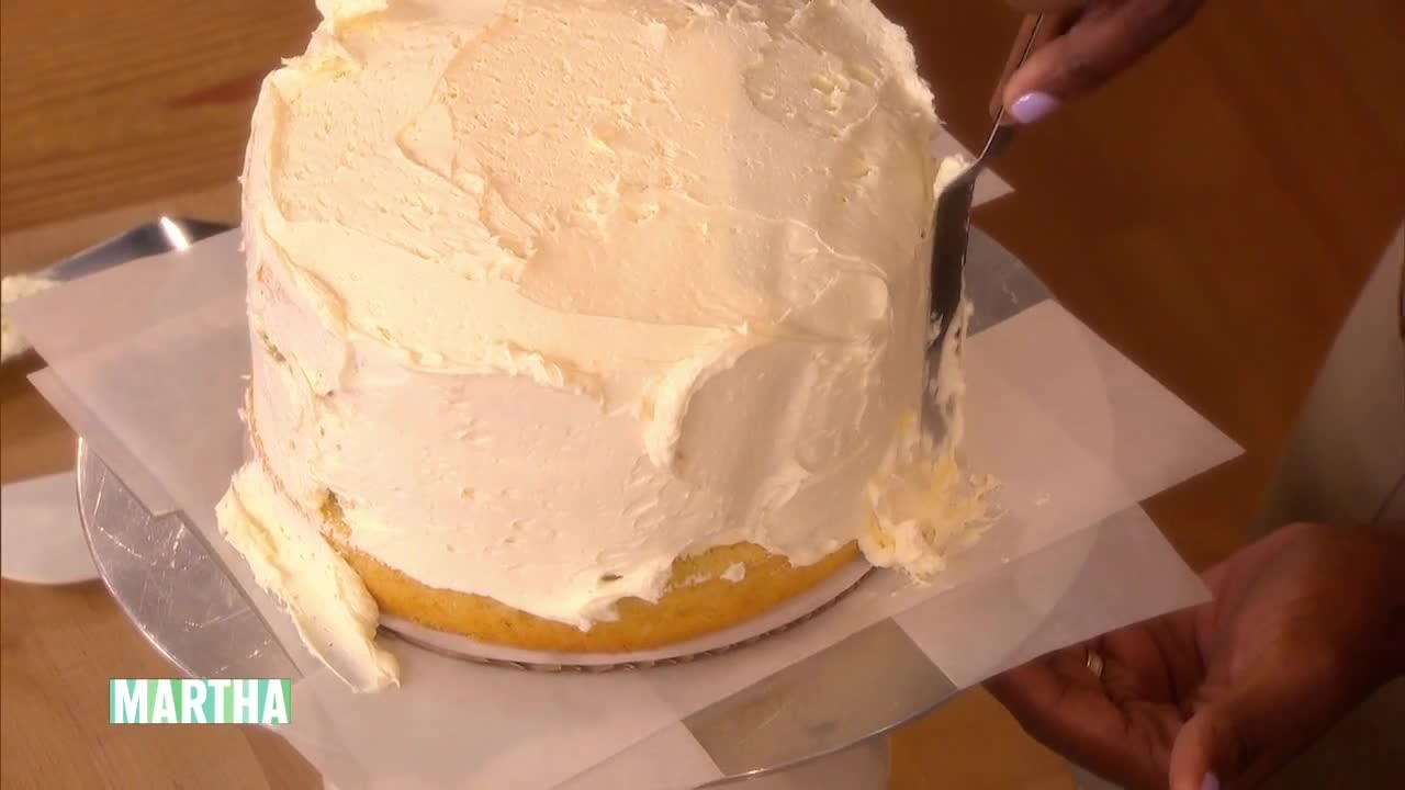 Cake Doctor Icing Recipes: Martha Stewart Icing