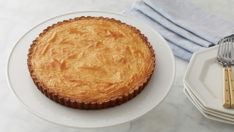 Breton Butter Cake Food