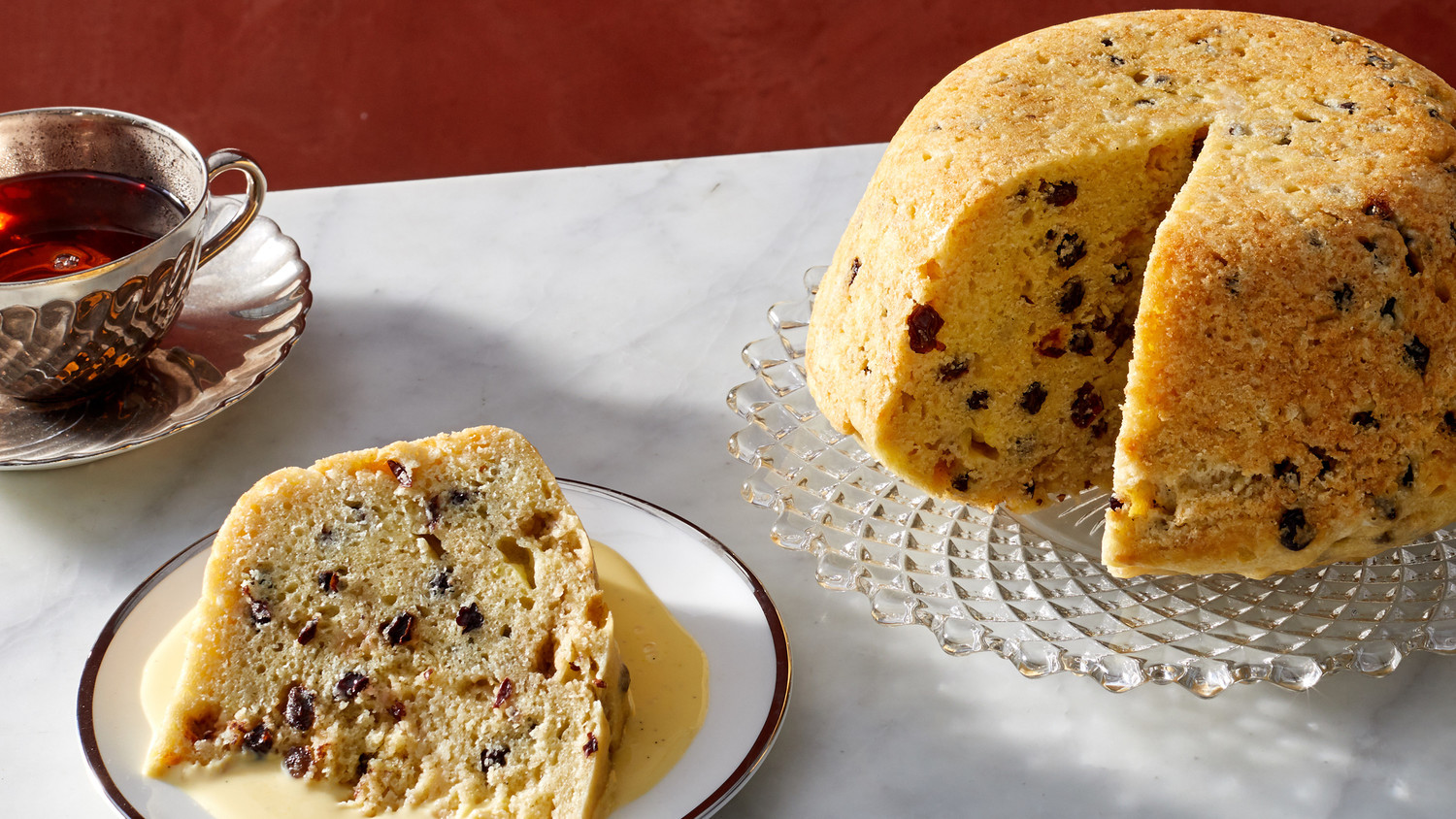 Spotted Dick Is The Cozy British Dessert You Need This