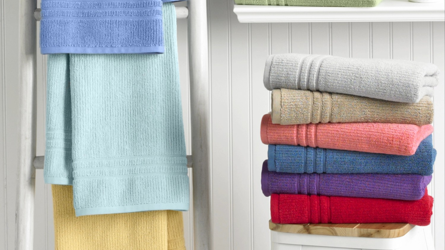 Video: Everything You Need to Know About Choosing Towels | Martha ...