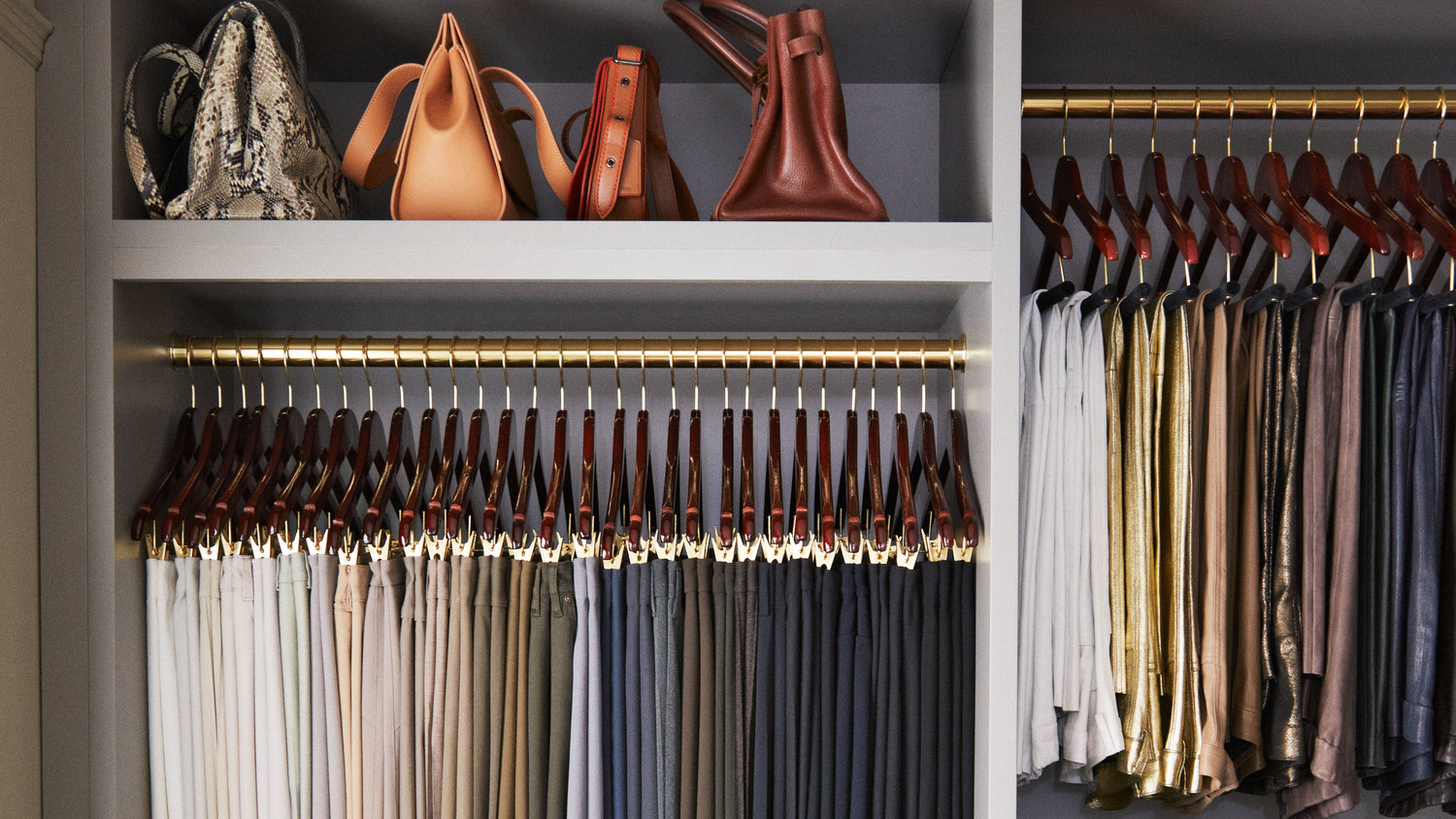Expert-Approved Tips for Properly Hanging Your Shirts and Pants