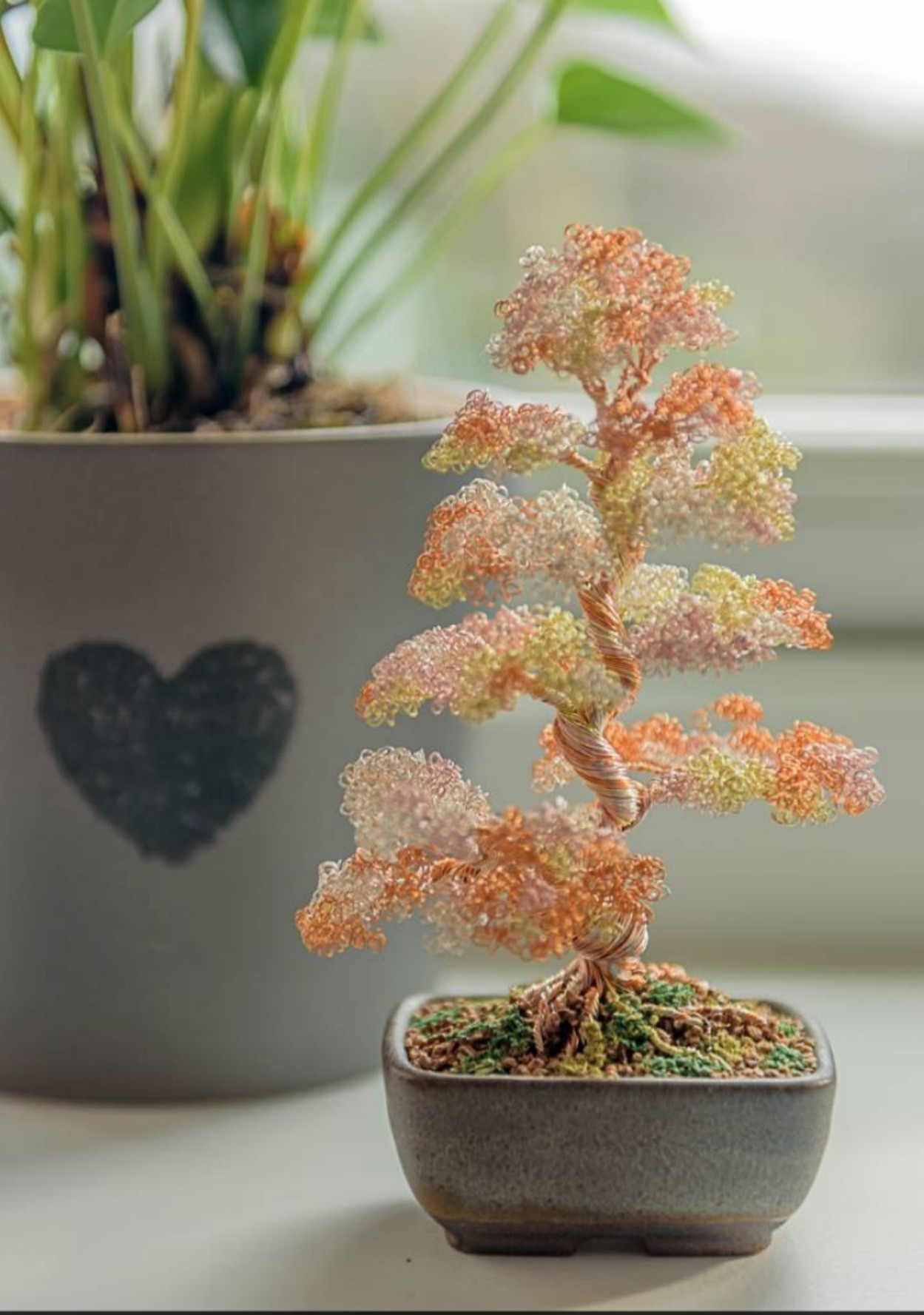 These Metal Bonsai Trees Stay Beautiful Forever Martha Stewart Wiring Styles