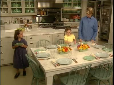 Video: How to Set a Table | Martha Stewart
