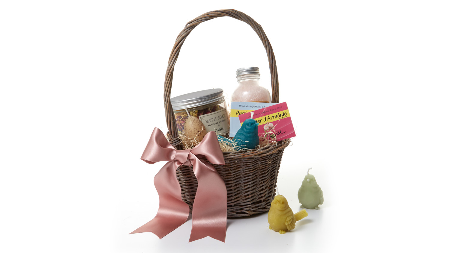 8 Luxurious Easter Basket Ideas for Adults | Martha Stewart