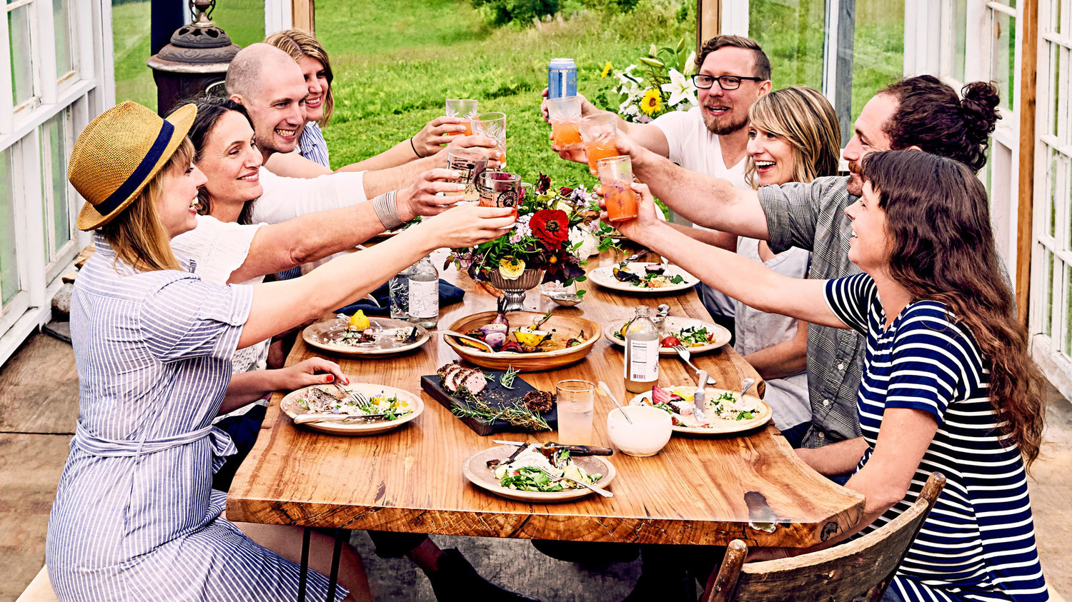 How to Throw a Dinner Party Like a Vermonter