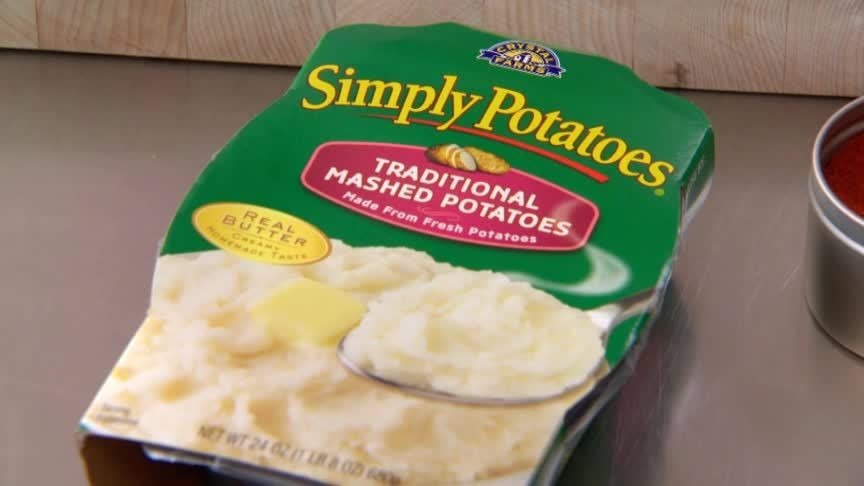 Simply Potatoes Mashed Potatoes Video Simply Potatoes Mashed