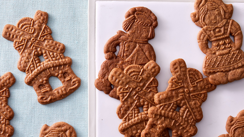 Martha S Speculaas Cookies
