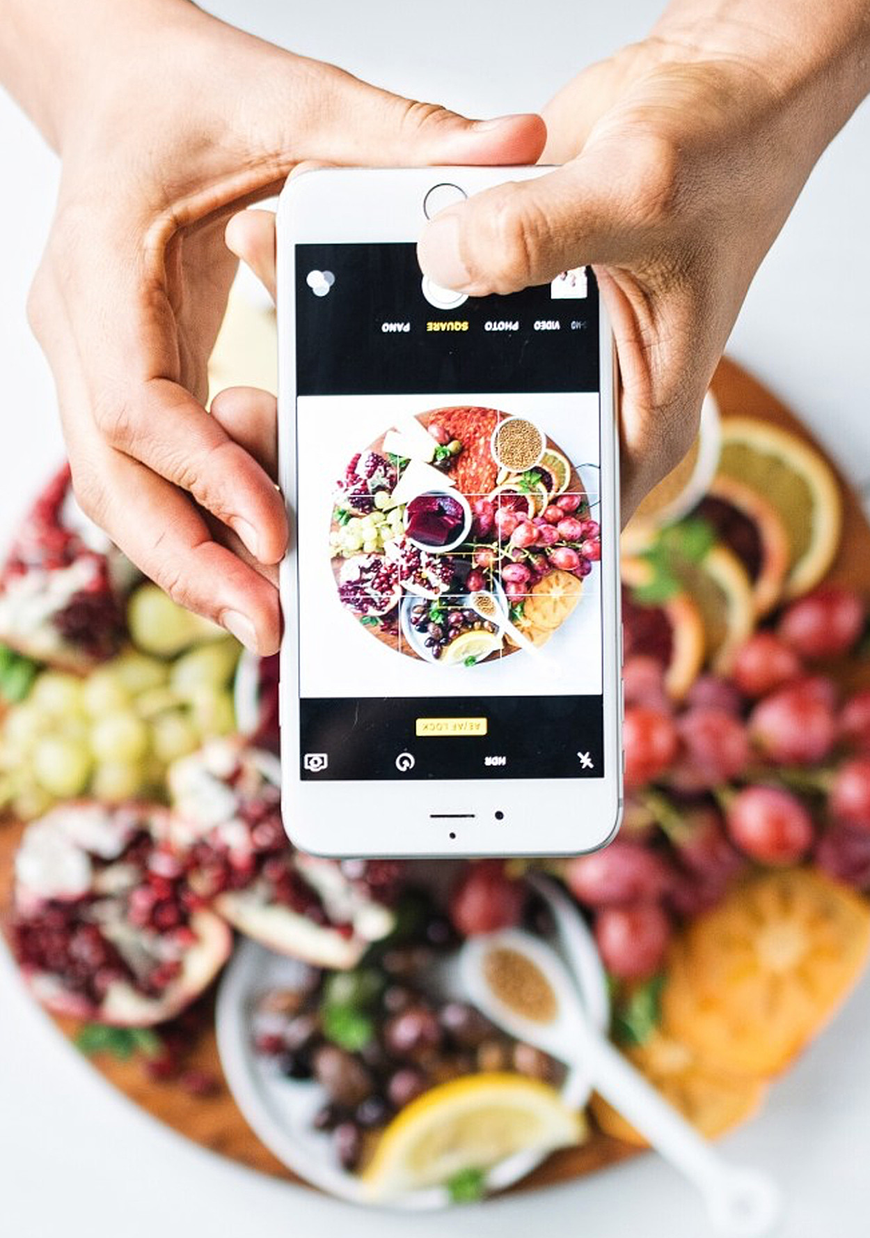 Food photography tips from our instagram experts martha stewart forumfinder Images