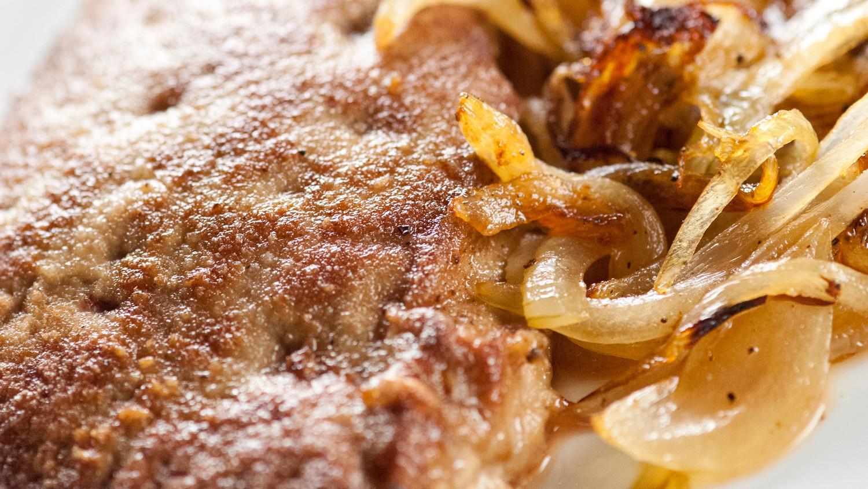 Sauteed Calf S Liver