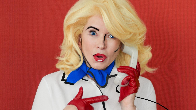 Roy Lichtenstein Halloween Costume.A Behind The Scenes Look At Martha S Poptastic Roy