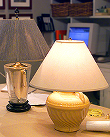 Lamp shades martha stewart