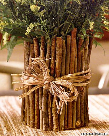 Twig Vase Martha Stewart