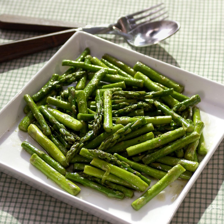 Pinterest Stir Fried Asparagus