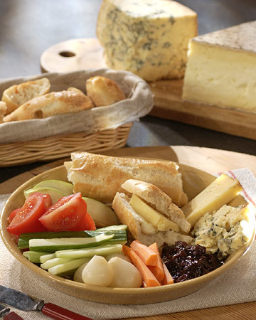 ploughman s lunch martha stewart
