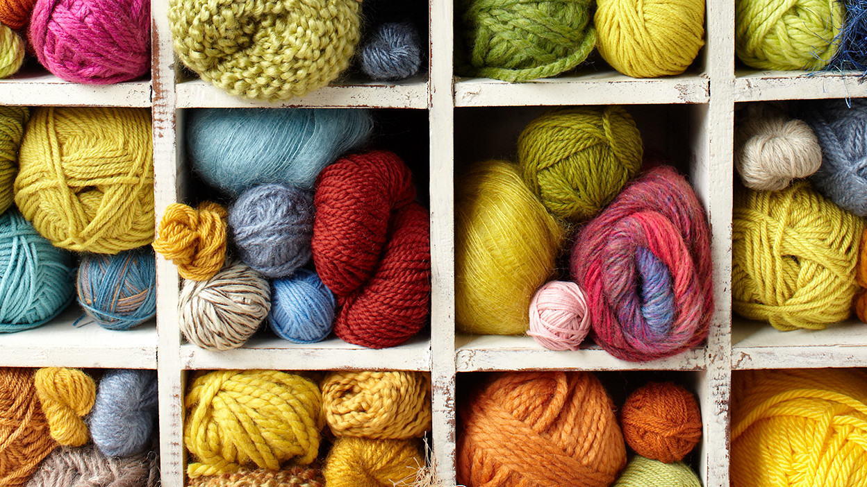 A Guide To Knitting Yarn Types Weights And How To Choose It