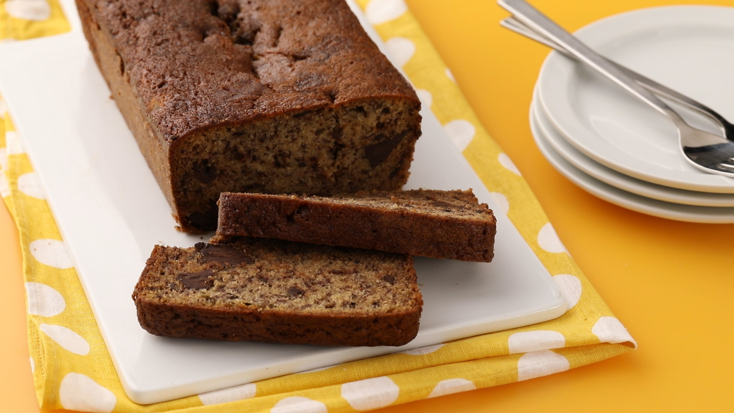 Video banana bread with chocolate chunks martha stewart forumfinder
