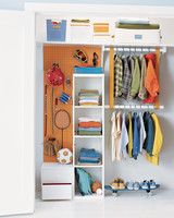 8 Organizing Solutions For Kidsu0027 Closets