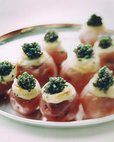 New Year's Party Appetizers