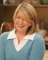 The Martha Stewart Look Book: Hairstyles