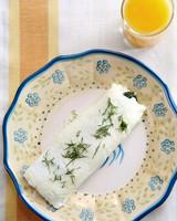 egg white omlet