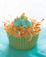 Blue Baby Shower Desserts Martha Stewart