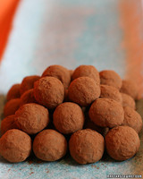 Chocolate Truffle Recipes | Martha Stewart