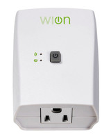 WiOn Indoor Programmable Outlet