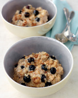 Oatmeal and Other Hot Cereal Recipes