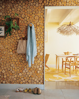 Faux Bois and Wood Decorating Ideas