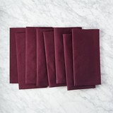 plum-napkins-on-marble