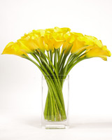 Yellow flower arrangements martha stewart 3163041608calaliliesg mightylinksfo