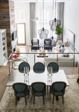 kelsea ballerini living room industrial loft
