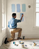 Painting a Room: Step By Step