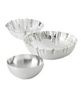 sway silver bowls