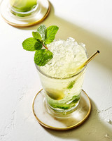 gin julep cocktails
