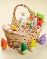 gnome Easter basket