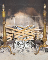 How to Start a Fire and Other Fireplace Basics | Martha Stewart