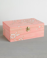 plaid watercolor box