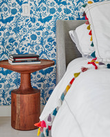 dania colorful home redo bedroom side table