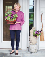 Martha Stewart Easter Photo