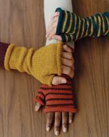 Handmade Mittens and Gloves Martha Stewart