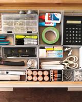 junk drawer organization home depot