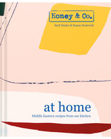 at home middle eastern recipes book cover