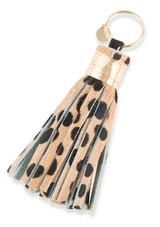 cheetah-key-chain-tassel-1015.jpg (skyword:196075)