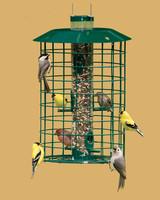 duncraft tube bird feeder