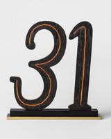 halloween 31 sign