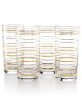 highball glassware macys