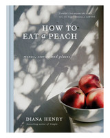 how to eat a peach book cover