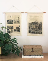 textile art wall tapestries fiber art