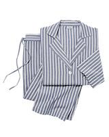 Domi's luxe organic-cotton pajamas